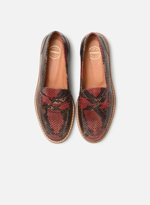 Mocassins Made by SARENZA Soft Folk Mocassin #2 Marron vue portées chaussures