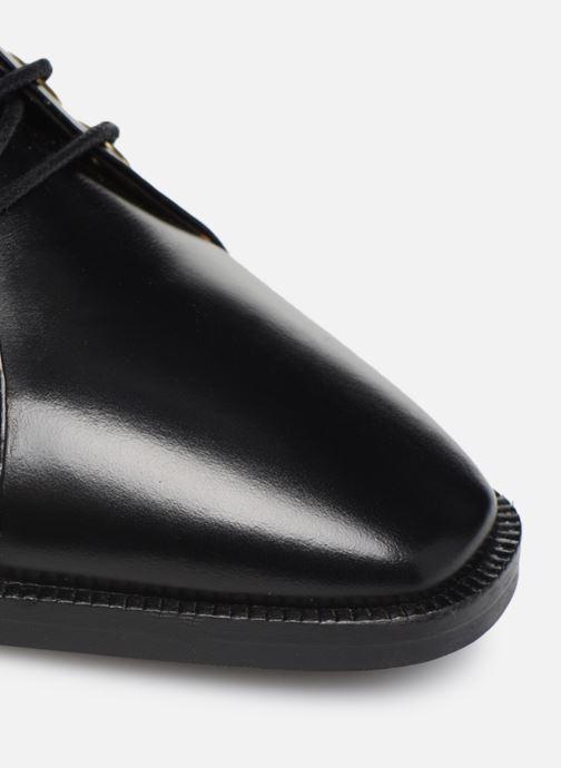 Veterschoenen Made by SARENZA Retro Dandy Chaussures à Lacet #1 Zwart links