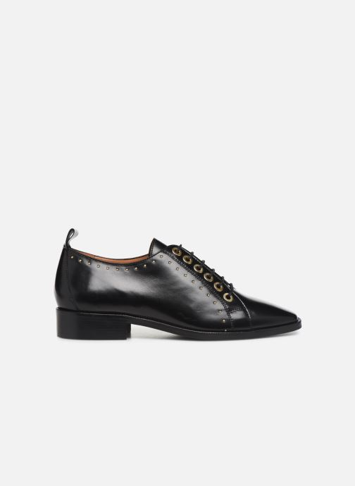 Scarpe con lacci Donna Retro Dandy Chaussures à Lacet #1