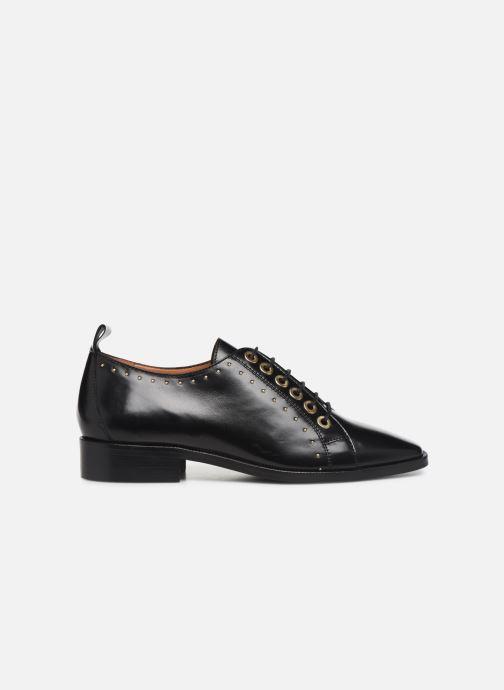 Veterschoenen Made by SARENZA Retro Dandy Chaussures à Lacet #1 Zwart detail