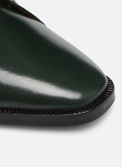 Chaussures à lacets Made by SARENZA Retro Dandy Chaussures à Lacet #1 Vert vue gauche