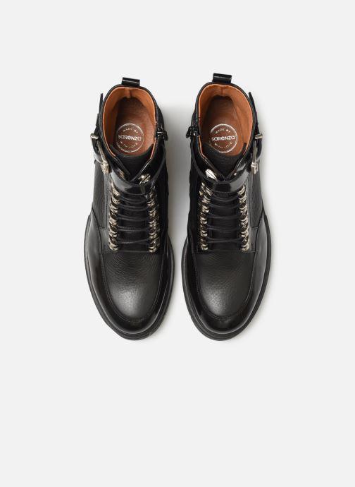 Bottines et boots Made by SARENZA Night Rock Ranger #1 Noir vue portées chaussures