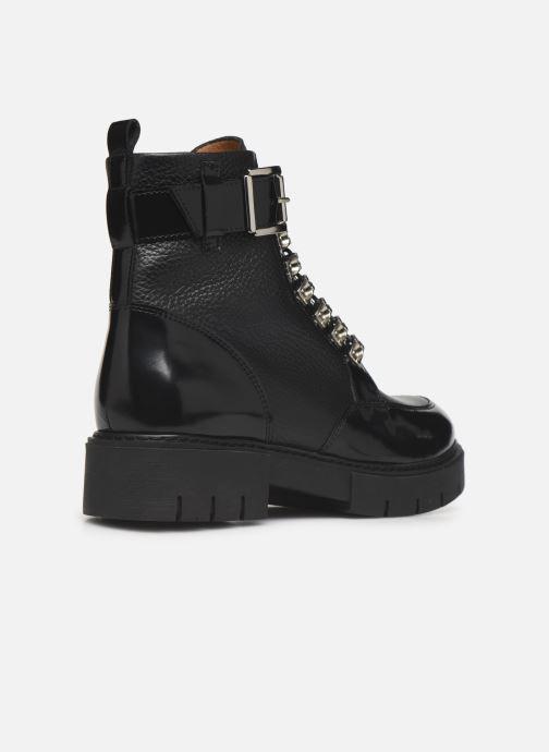 Bottines et boots Made by SARENZA Night Rock Ranger #1 Noir vue face