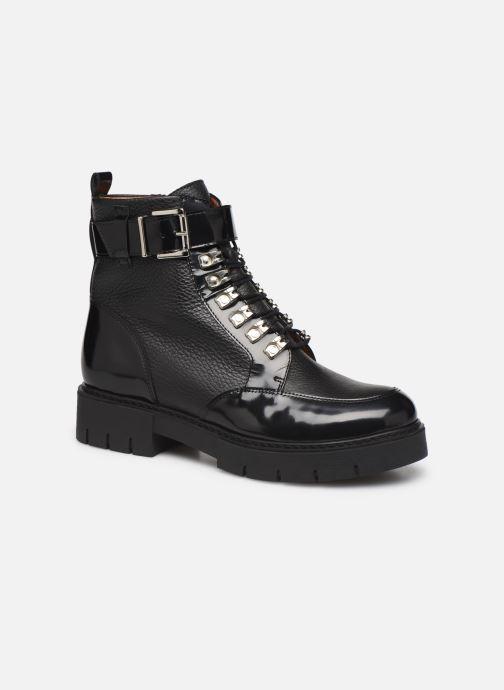 Stiefeletten & Boots Made by SARENZA Night Rock Ranger #1 schwarz ansicht von rechts