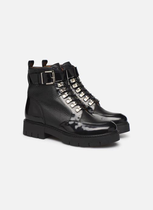 Stiefeletten & Boots Made by SARENZA Night Rock Ranger #1 schwarz ansicht von hinten