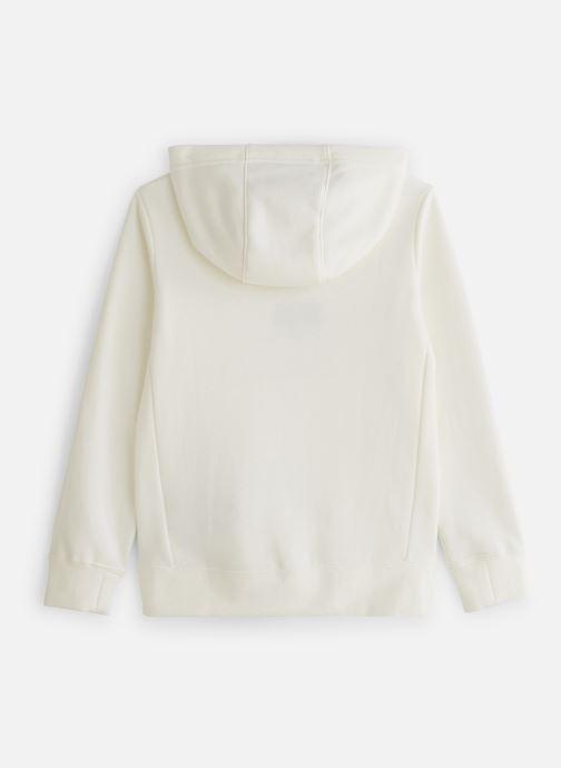Vêtements Nike Nike Sportswear Pe Pullover Blanc vue bas / vue portée sac