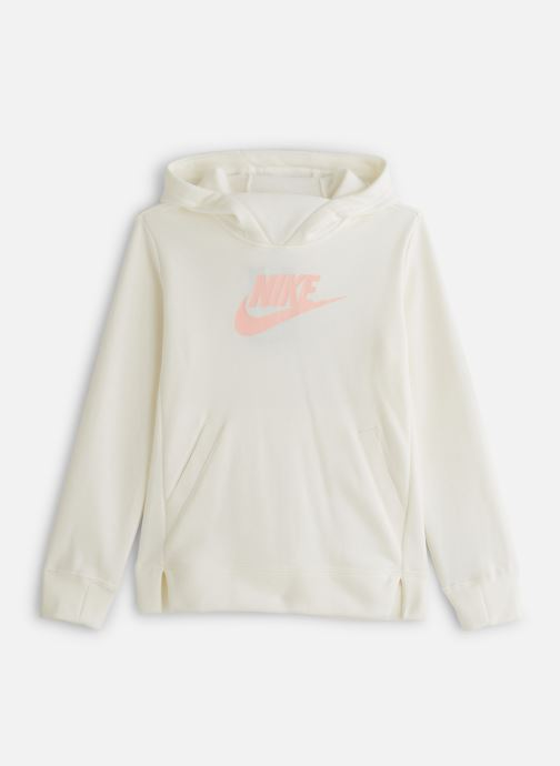 Vêtements Nike Nike Sportswear Pe Pullover Blanc vue détail/paire