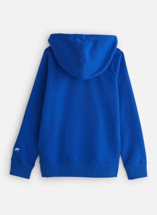 Kleding Nike Nike Air Po Hoodie Blauw onder