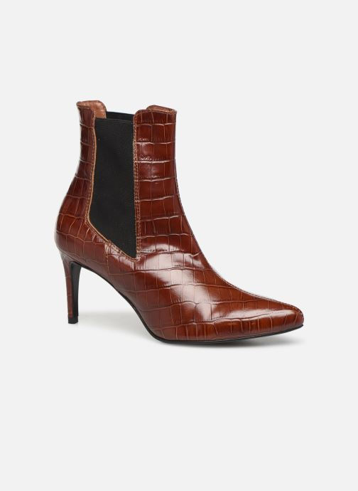 Stivaletti e tronchetti Made by SARENZA Soft Folk Boots #12 Marrone immagine destra