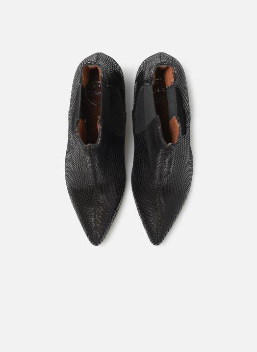 Botines  Made by SARENZA Soft Folk Boots #12 Negro vista del modelo