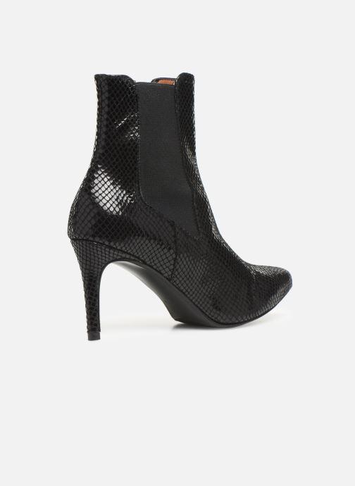 Bottines et boots Made by SARENZA Soft Folk Boots #12 Noir vue face