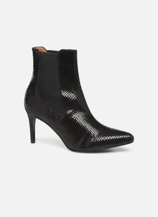 Botines  Made by SARENZA Soft Folk Boots #12 Negro vista lateral derecha