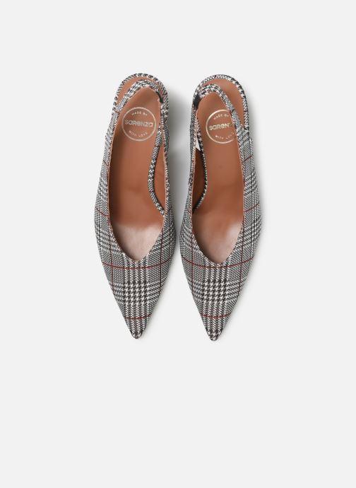 Escarpins Made by SARENZA Riviera Couture Escarpin #3 Gris vue portées chaussures