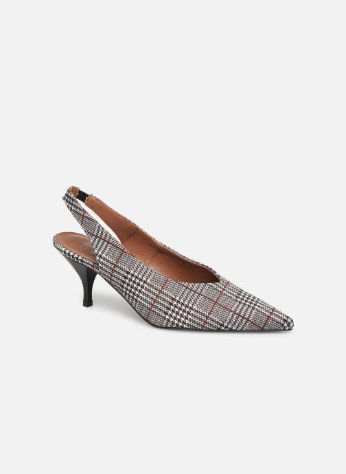 Escarpins Made by SARENZA Riviera Couture Escarpin #3 Gris vue droite