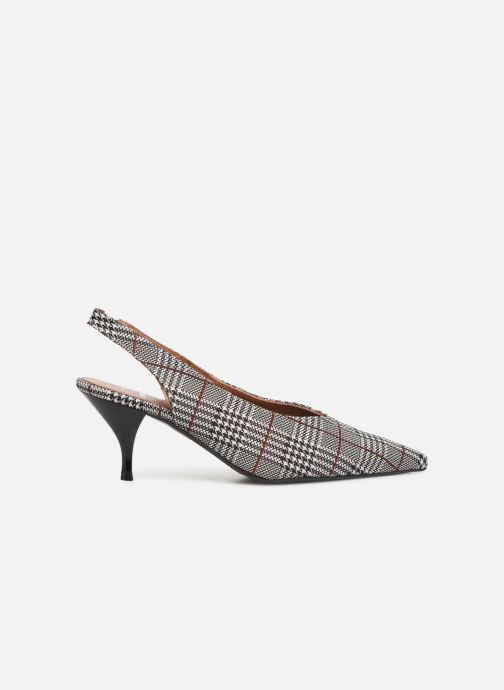 Escarpins Made by SARENZA Riviera Couture Escarpin #3 Gris vue détail/paire