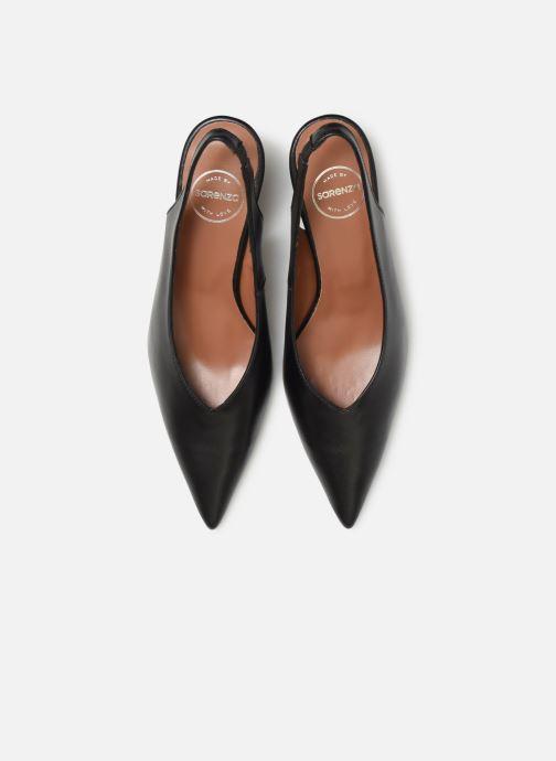 Zapatos de tacón Made by SARENZA Riviera Couture Escarpin #3 Negro vista del modelo