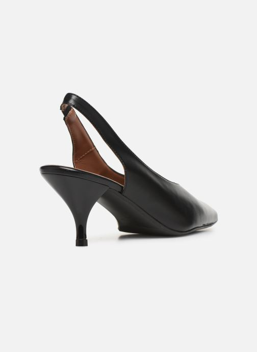 Zapatos de tacón Made by SARENZA Riviera Couture Escarpin #3 Negro vista de frente