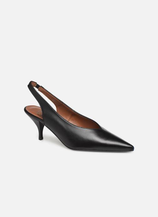 Zapatos de tacón Made by SARENZA Riviera Couture Escarpin #3 Negro vista lateral derecha