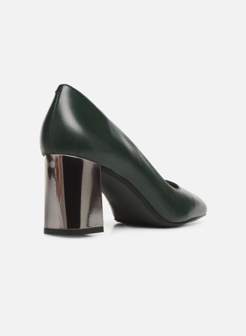 Zapatos de tacón Made by SARENZA Retro Dandy Escarpin #1 Verde vista de frente