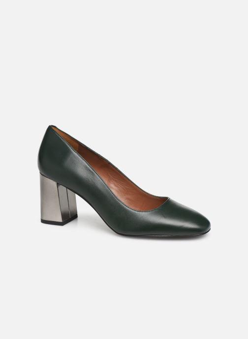 Zapatos de tacón Made by SARENZA Retro Dandy Escarpin #1 Verde vista lateral derecha