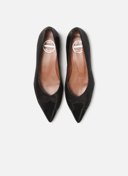 Ballerines Made by SARENZA Soft Folk Ballerine #1 Noir vue portées chaussures