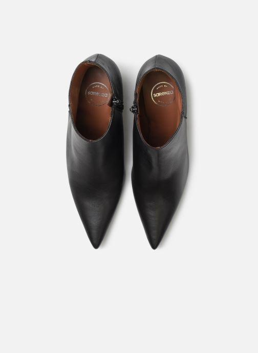 Bottines et boots Made by SARENZA Night Rock boots #2 Noir vue portées chaussures