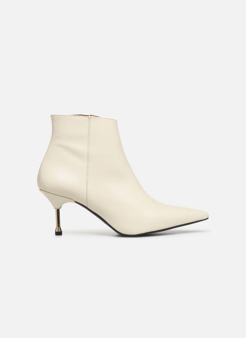 Bottines et boots Made by SARENZA Night Rock boots #2 Blanc vue détail/paire