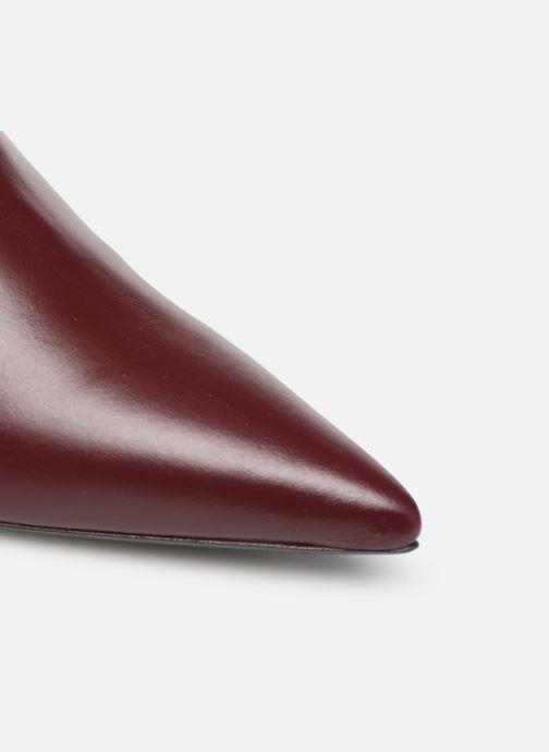 Bottines et boots Made by SARENZA Retro Dandy Boots #8 Bordeaux vue gauche