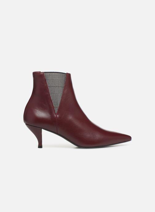Bottines et boots Made by SARENZA Retro Dandy Boots #8 Bordeaux vue détail/paire