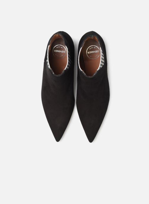 Bottines et boots Made by SARENZA Retro Dandy Boots #8 Noir vue portées chaussures