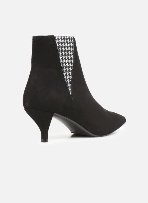 Boots en enkellaarsjes Made by SARENZA Retro Dandy Boots #8 Zwart voorkant