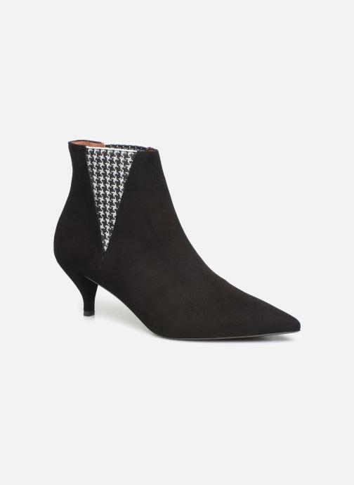 Bottines et boots Made by SARENZA Retro Dandy Boots #8 Noir vue droite