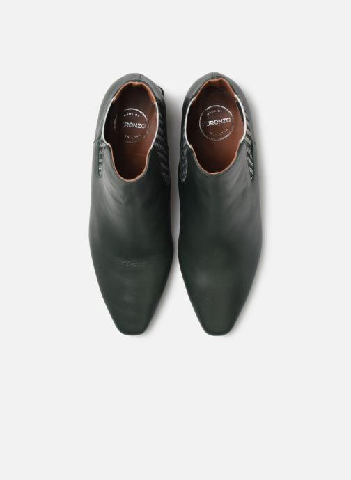 Stivaletti e tronchetti Made by SARENZA Retro Dandy Boots #2 Verde modello indossato
