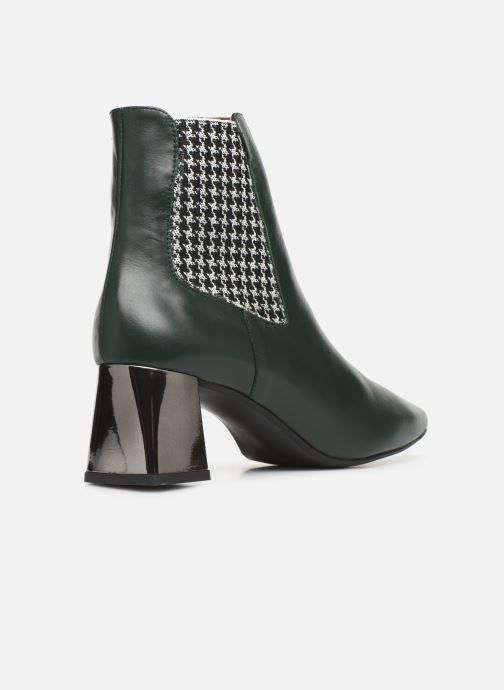 Bottines et boots Made by SARENZA Retro Dandy Boots #2 Vert vue face