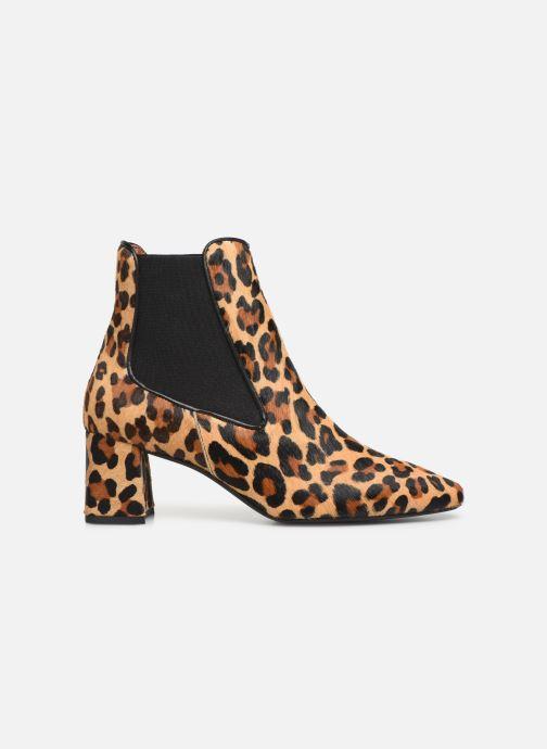 Bottines et boots Made by SARENZA Retro Dandy Boots #2 Marron vue détail/paire