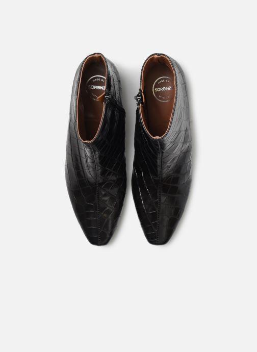 Bottines et boots Made by SARENZA Retro Dandy Boots #5 Noir vue portées chaussures