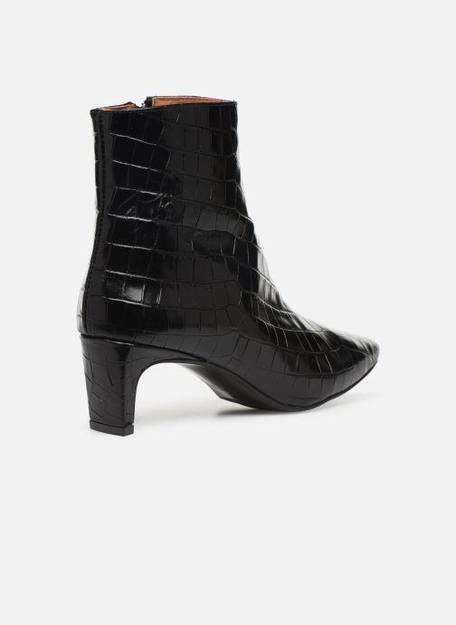 Boots en enkellaarsjes Made by SARENZA Retro Dandy Boots #5 Zwart voorkant