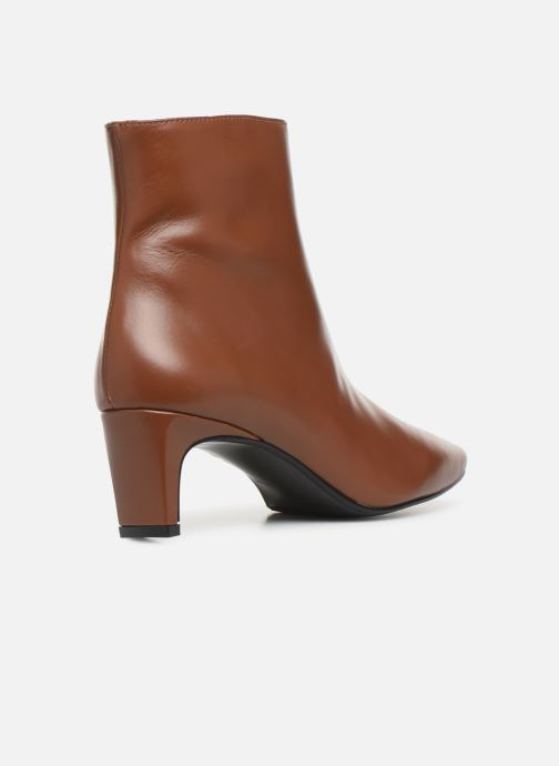 Bottines et boots Made by SARENZA Retro Dandy Boots #5 Marron vue face