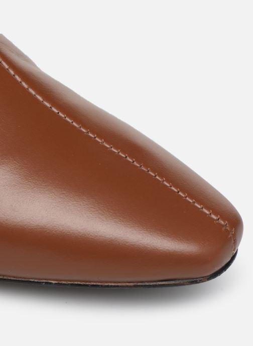 Botines  Made by SARENZA Retro Dandy Boots #5 Marrón vista lateral izquierda