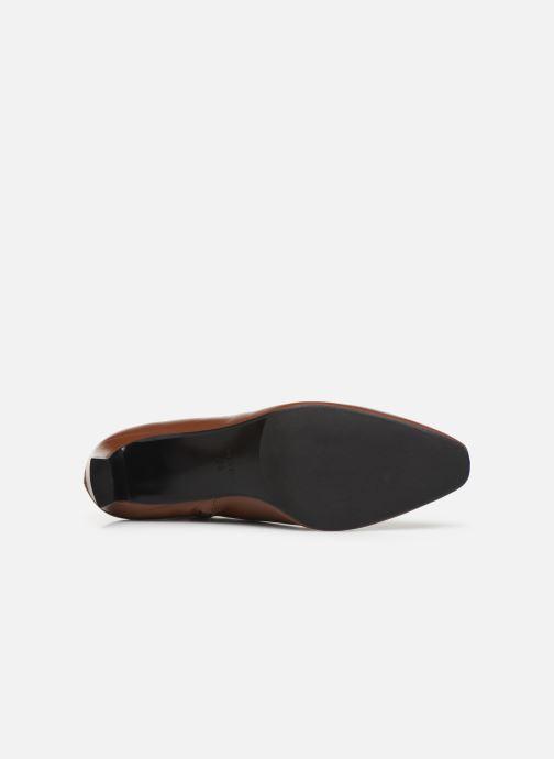 Bottines et boots Made by SARENZA Retro Dandy Boots #5 Marron vue haut