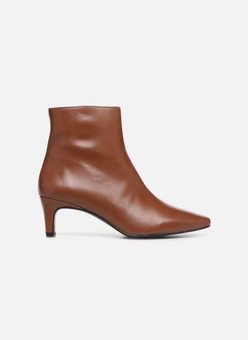 Bottines et boots Made by SARENZA Retro Dandy Boots #5 Marron vue détail/paire