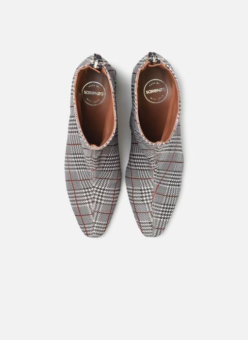 Bottines et boots Made by SARENZA Retro Dandy Boots #1 Gris vue portées chaussures