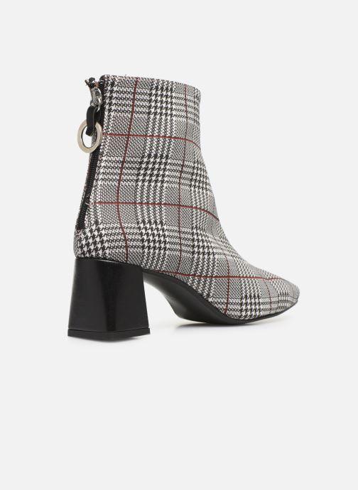 Bottines et boots Made by SARENZA Retro Dandy Boots #1 Gris vue face