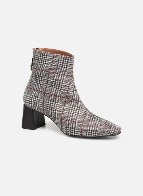 Bottines et boots Made by SARENZA Retro Dandy Boots #1 Gris vue droite