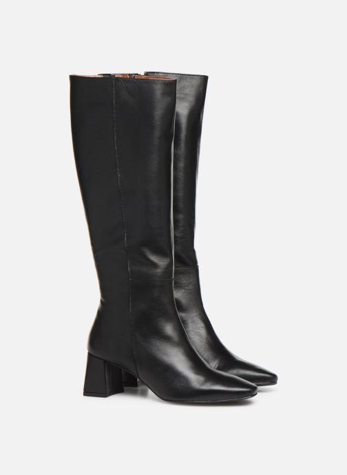 Stivali Made by SARENZA Retro Dandy Bottes #1 Nero immagine posteriore