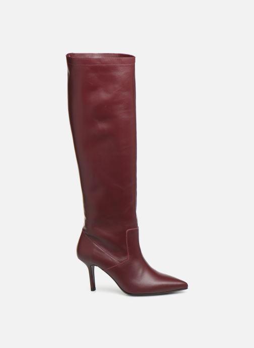 Støvler & gummistøvler Made by SARENZA retro dandy botte #3 Bordeaux Se fra højre