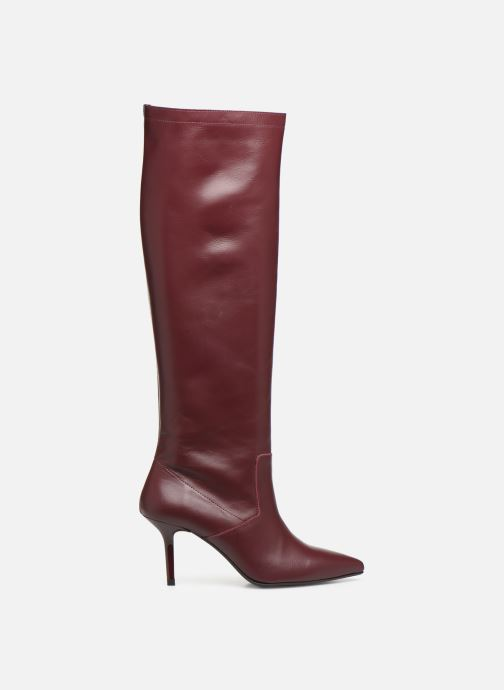 Støvler & gummistøvler Made by SARENZA retro dandy botte #3 Bordeaux detaljeret billede af skoene