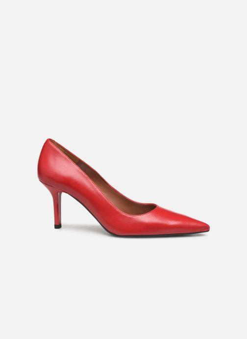 Escarpins Made by SARENZA Retro Dandy Escarpin #3 Rouge vue détail/paire
