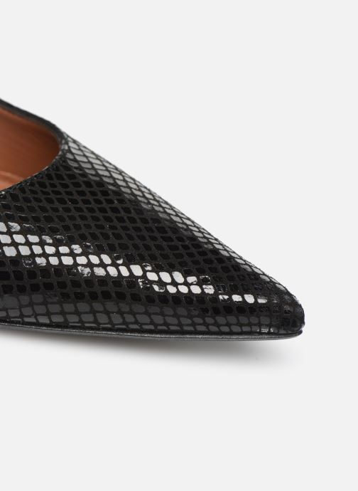 Zapatos de tacón Made by SARENZA Retro Dandy Escarpin #3 Negro vista lateral izquierda
