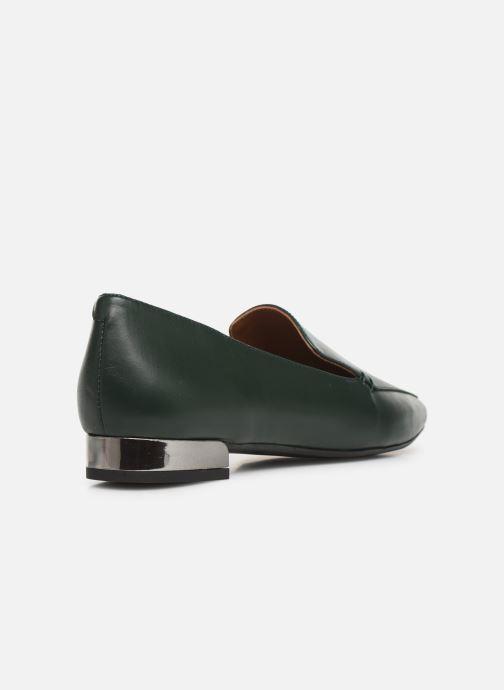 Slipper Made by SARENZA Retro Dandy Mocassin #1 grün ansicht von vorne